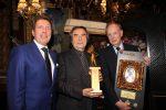 Maestro Muti im Marchfelderhof: Goldener Johann Strauss und italienisches Gala-Diner