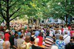 Stiegl-Brauwelt: Saisonstart für Straßentheater Salzburg