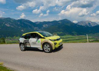 Schladming-Dachstein mit E-Auto erkunden