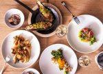 Frisches aus dem Gemüsegarten: Vegetarisches Menü zum Teilen