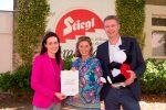 Stiegl-Team spendet für St. Anna Kinderkrebsforschung