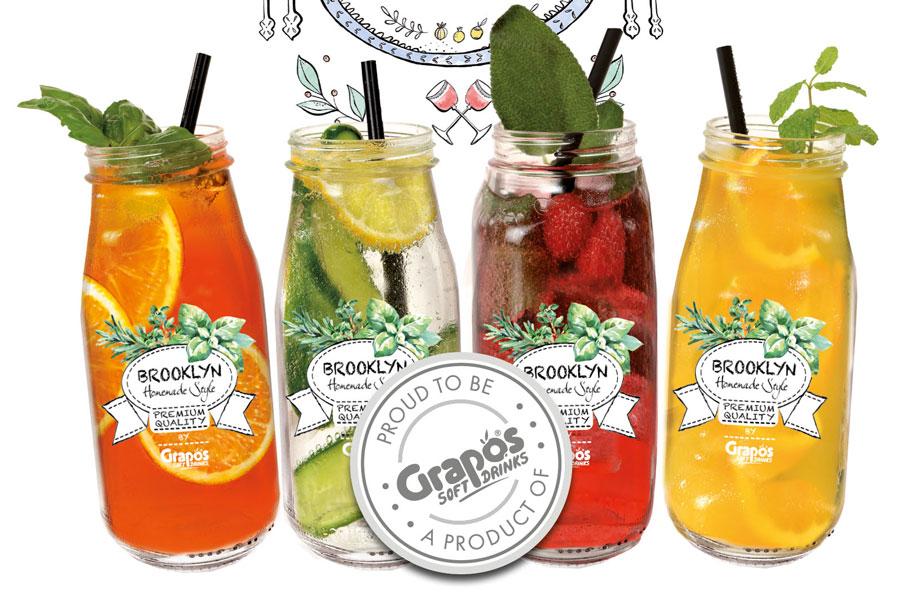 Vegane Bio-Getränke verkosten Brooklyn Grapos - GASTRO Portal