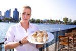 Strandcafé Alte Donau Wien: Herbstwochen mit Steinpilz und Kürbis