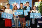 Schöller Eisdessert-Wettbewerb: Kalte Kunstwerke auf der Summerstage