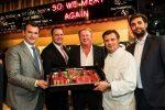 Neuer Treffpunkt für Steak-Fans: el Gaucho am Rochusmarkt