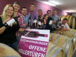 Spätherbstlicher Wein-Genuss in Lutzmannsburg
