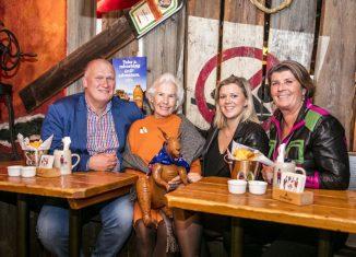 Jubiläumsfeier mit Australien-Flair Crossfields Pub