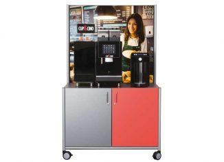 Kaffeegenuss mobil und flexibel Cup&Cino