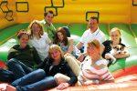 40 Jahre Luftburg im Prater: Großer Spaß für kleine Besucher
