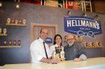 Hellmann's Saucen als amerikanischer Traum auf dem Teller