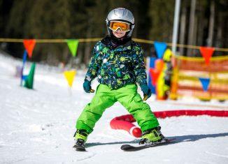 Familienfreundlicher Skiwinter in der Steiermark