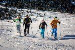Raxalpe: Paradies für Schneeschuhwanderer