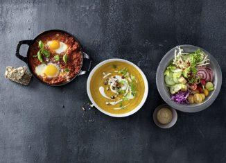 Low-Carb-Gerichte Rezepte für Gastronomie Unilever