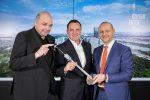 Umbaustart Donauturm: Bierlokal und Café erweitern Angebot