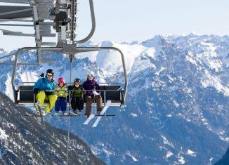 Vorarlberger Skigebiete mittels App erkunden
