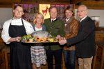 Hotel Kitzhof: Fußball-Legende Beckenbauer lud zum Karpfenessen