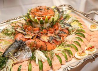 Fisch-Buffet am Faschingsdienstag Salzburg Imlauer