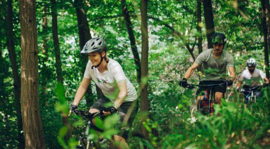 Mountainbike-Strecke mittels Crowdfunding finanzieren