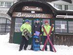 Großer Erfolg für Rax Winter Challenge