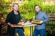 Vegetarische Burger selbst kreieren Le Burger