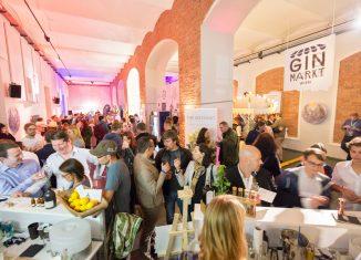 Ginfestival Ginmarkt Wien Ottakringer Brauerei