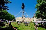 Salzburg: Maibaumfest mit Schmankerlgenuss