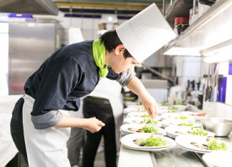 Gastronomie-Nachwuchs Leistungsschau in NÖ