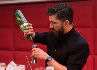 Innsbrucker ist World Class Bartender Austria