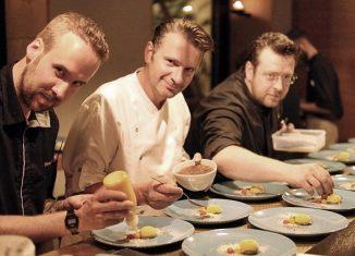 Kulinarische Höhenflüge Artner auf der Wieden