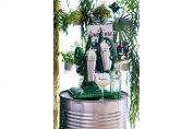 Gin-Genuss in der Wiener City Clandestino Evergreen Terrasse