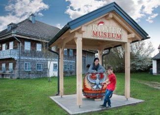 App als Reiseführer durch die Römerzeit in Oberösterreich