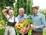 Traditionelles Erntedankfest  im Wiener Augarten
