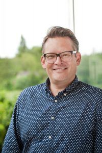 Rainer Ogrinigg, Direktor des Weinhotels Gut Pössnitzberg