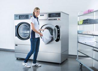 Wäschepflege Gastronomie 50 Jahre Schulthess Österreich