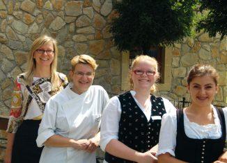 A-Rosa Kitzbühel, Jungtouristiker, Gastgewerbeassistenten, Restaurantfachleute