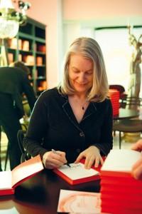 Marlene Streeruwitz WienTourismus Ringstraßen-Buch Wiener Salon