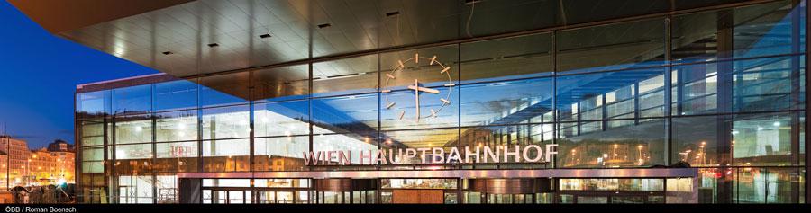 Hauptbahnhof Wien Eröffnung Tourismus Impulse ÖBB