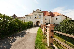 Lenz Moser Gast-Messe Schloss Mailberg