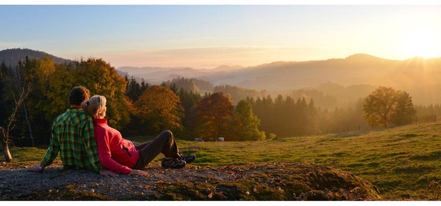 Wanderherbst Oberösterreich Wandern Wanderwege