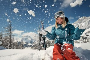 Steiermark Winter Schnee Schladming Dachstein