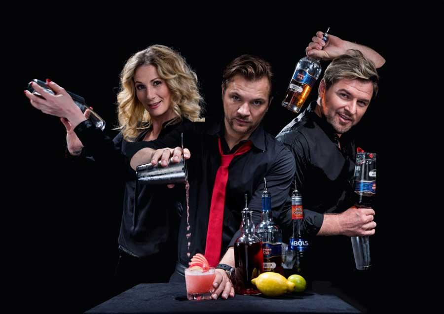 Rezepte für Garden Drinks Bon Carrot Barschule München, Anna und Matthias Knorr, Thomas-Weinberger
