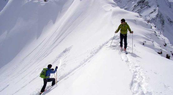 Alpenverein Skitouren