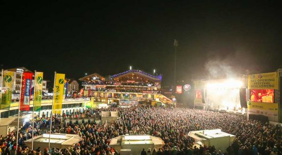 Ski-Opening Planai