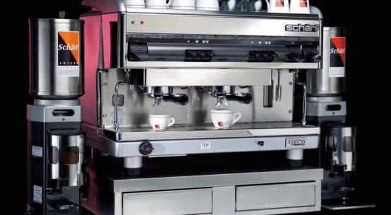 Komplettlösung für Cafebetriebe
