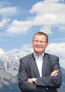 Alpenverein Mitgliederzuwachs Andreas Ermacora