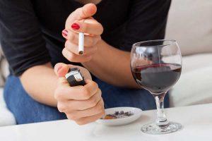 Gastronomie Umfrage Rauchverbot