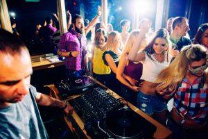 Tipos Clubbing Initiative Rauchzeichen