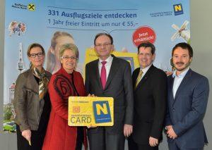 Niederösterreich Card Saisonstart