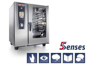 Intelligentes Kochgerät Rational 5 Senses