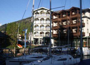 Hotel Seefischer neuer Turm